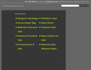 handbagsmoda.com screenshot
