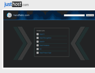 handfistrc.com screenshot