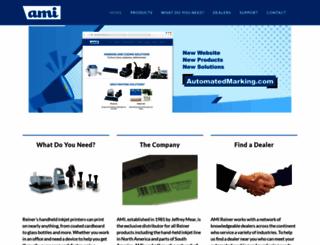 handheldinkjet.com screenshot