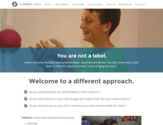 handle.org screenshot