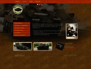 handmet-military.net screenshot
