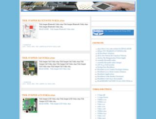 handphonegsmcdma.blogspot.com screenshot