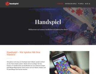 handspiel.net screenshot