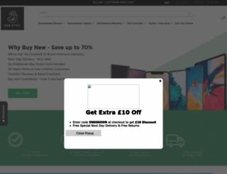 handtec.co.uk screenshot