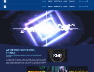 handtechstudio.com screenshot