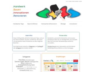 handwerker-fair.eu screenshot