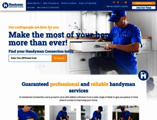 handymanconnection.com screenshot