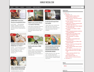 hangitmedia.blogspot.com screenshot