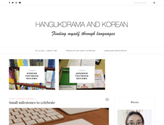 hangukdrama.com screenshot