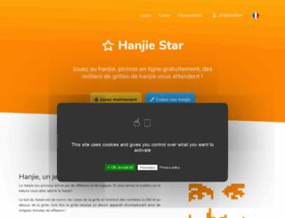 hanjie-star.fr screenshot