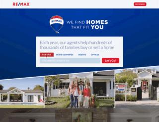 hankbailey.remax-georgia.com screenshot
