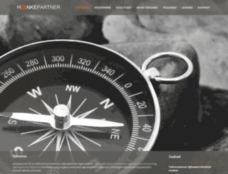 hankepartner.ee screenshot
