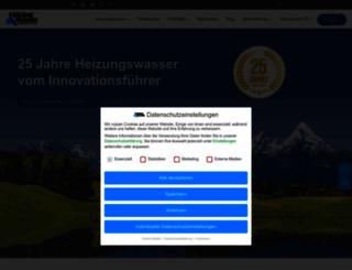 hannemann-wassertechnik.de screenshot