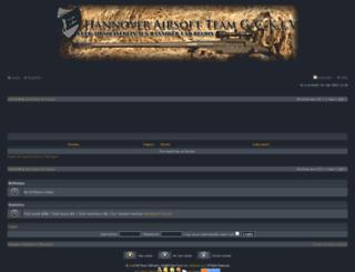 hannover-airsoft-gck.forumo.de screenshot