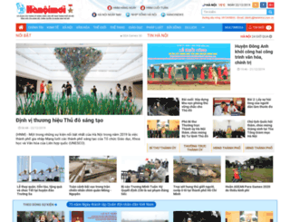 hanoimoi.com.vn screenshot