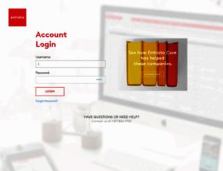 hanover.entrata.com screenshot