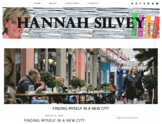 hanrosewilliams.blogspot.co.uk screenshot