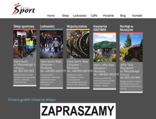 hans.com.pl screenshot