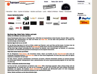 hansen24.de screenshot