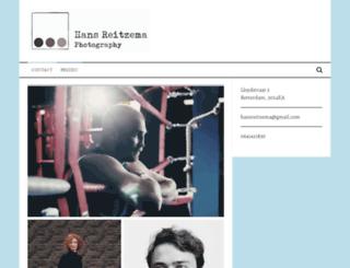 hansreitzema.com screenshot