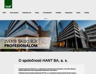 hant-ba.sk screenshot