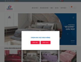 hanvico.com.vn screenshot