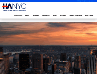 hanyc.org screenshot