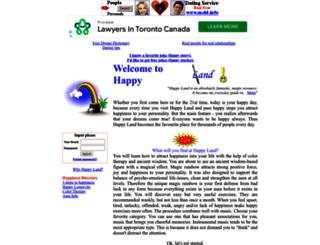 hapland.com screenshot