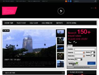 happeningsingapore.com screenshot