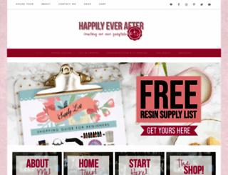 happilyeverafteretc.com screenshot