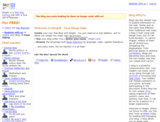 happinessgress.bloghi.com screenshot