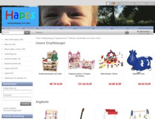 happs.de screenshot