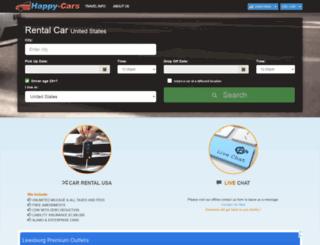 happy-cars.com screenshot