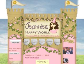 happy-jeannie.blogspot.com screenshot