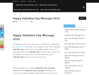 happy-newyearsms2016.com screenshot