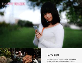 happy-river.com screenshot