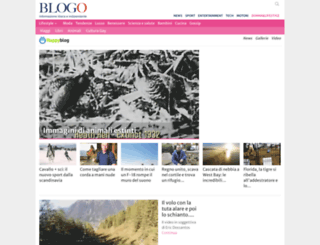 happyblog.it screenshot