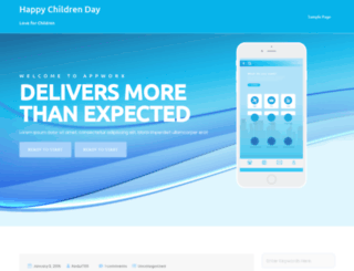 happychildrendayx.com screenshot