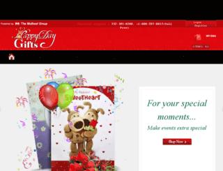 happydaygifts.net screenshot