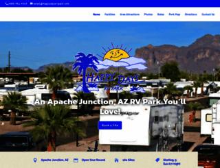 happydaysrvpark.com screenshot