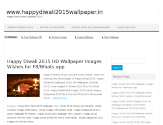 happydiwali2015hdwallpaper.in screenshot