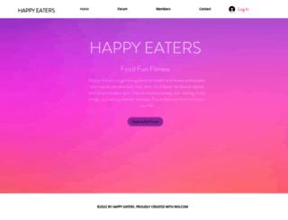 happyeaters.net screenshot