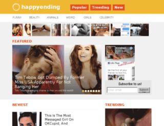 happyending.mobi screenshot