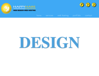 happyharegroup.com screenshot