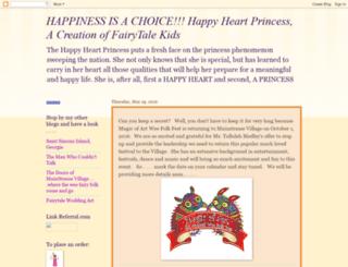 happyheartprincess.blogspot.com screenshot