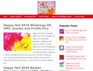 happyholiimages2015.in screenshot