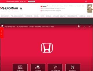 happyhonda.com screenshot