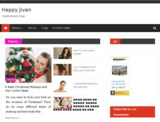 happyjivan.com screenshot