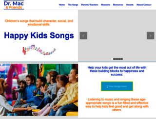 happykidssongs.com screenshot