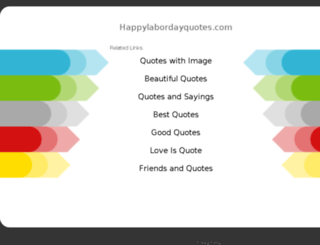 happylabordayquotes.com screenshot